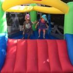 Batutas džiugina Maži basi darželio vaikus