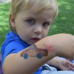 Maži basi vaikų darželio akimirkos (3)