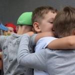 Maži basi vaikų darželio draugystė