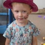 Maži basi vaikų darželio linksmybės