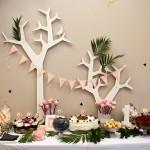 Maži basi vaikų gimtadienių dekoracijos